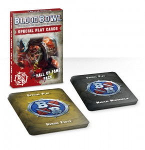 BLOOD BOWL CARDS: HALL OF FAME PACK (ENG)