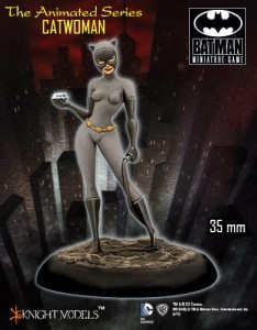 CATWOMAN ANIMATED SERIES