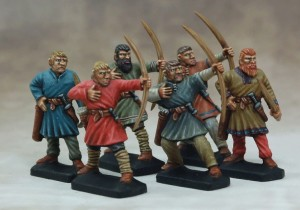 SAGA Levy Archers (1 Point)