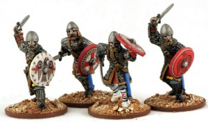 Varangian Guard (Hearthguard for SHVA14 & SZ01)
