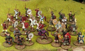 Pagan Rus Warband Starter (4 points)