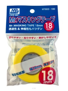 MT-603 Mr.Masking Tape (18mm)