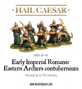 EARLY IMPERIAL ROMAN EASTERN AUXILIARY ARCHERS