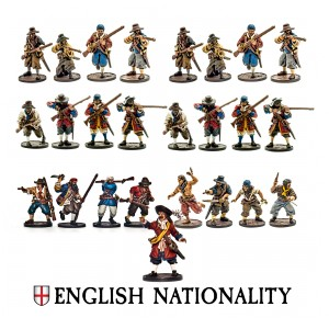 ENGLISH NATIONALITY SET