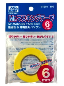 MT-601 Mr.Masking Tape (6mm)