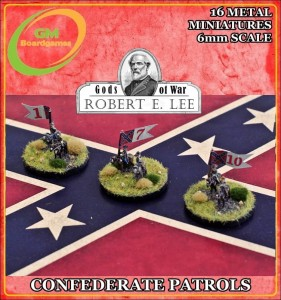 CONFEDERACY PATROLS