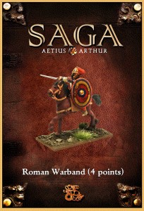 Roman Starter Warband (4 points)