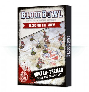 BLOOD BOWL: BLOOD ON THE SNOW (WITH DUGOUTS)