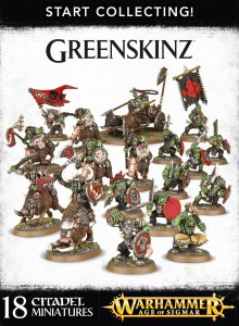 START COLLECTING! GREENSKINZ