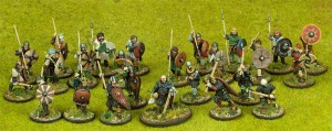 Anglo-Danish Warband Starter (4 points)
