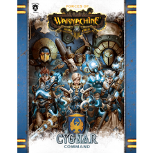 FORCES OF WARMACHINE: CYGNAR COMMAND (SOFT COVER)