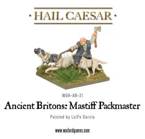 ANCIENT BRITONS MASTIFF PACKMASTER [MADE TO ORDER]