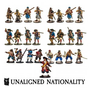 UNALIGNED NATIONALITY SET