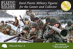 15mm American Heavy Weapons 1944-45