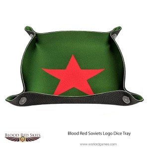 BLOOD RED SKIES SOVIET DICE TRAY