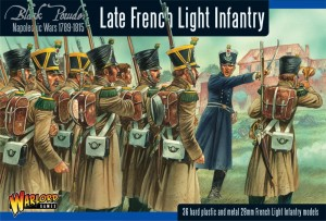 LATE FRENCH LIGHT INFANTRY (1812-1815)