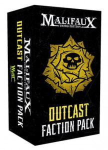 OUTCAST FACTION PACK