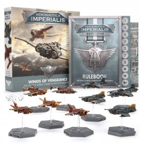 AERONAUTICA IMPERIALIS: WINGS OF VENGEANCE ENG