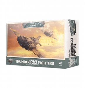 AERONAUTICA IMPERIALIS: IMPERIAL NAVY THUNDERBOLT FIGHTERS