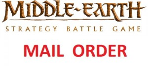 RANGERS OF MIDDLE-EARTH (MAIL ORDER)