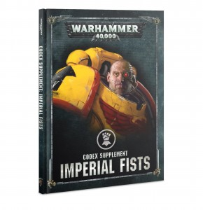 CODEX: IMPERIAL FISTS (ENGLISH)