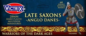 VICTRIX LATE SAXONS/ANGLO DANES