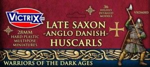 VICTRIX HUSCARLES (LATE SAXONS/ANGLO DANES)