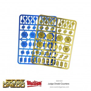 JUDGE DREDD COUNTERS