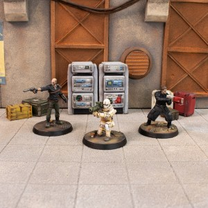 FALLOUT: WASTELAND WARFARE - INSTITUTE: COVERT OPERATIVES
