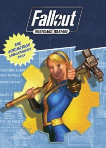 FALLOUT ACCESSORIES: THE AUTOMATRON CARD EXPANSION PACK