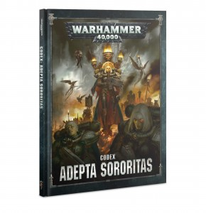 CODEX: ADEPTA SORORITAS (HB) (ENG)
