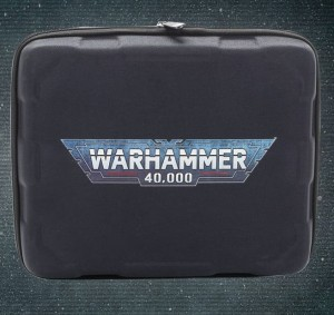WARHAMMER 40000 CARRY CASE (NEW)
