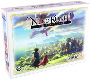 Ni No Kuni 2: The Board Game