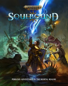 Warhammer Age of Sigmar Soulbound Rulebook + PDF