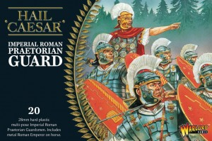 EARLY IMPERIAL ROMAN PRAETORIANS (20 PLUS EMPEROR)