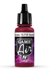GAME AIR 72712 SCAR RED