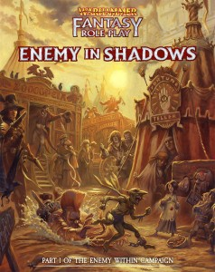 Enemy Within Campaign Director's Cut – Volume 1: Enemy in Shadows
