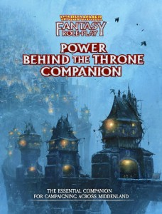 Enemy Within Campaign Director's Cut– Volume 3: Power Behind the Throne Companion