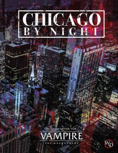 Vampire: The Masquerade Chicago by Night