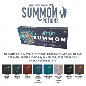 SCALE75 INSTANT Colors Set - Summon Potions