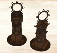 Eightfold Wayside Shrines (LIMITED)