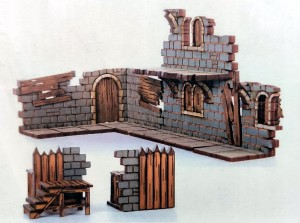 Hasty Defences (LIMITED)