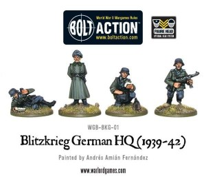 Blitzkreig German Command