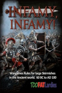 Infamy, Infamy! (Book + Card Deck)