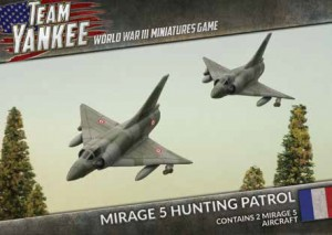 Mirage 5 Hunting Patrol