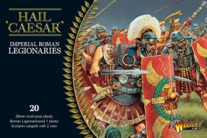 EARLY IMPERIAL ROMAN LEGIONARIES (PLUS SCORPION)