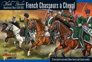 FRENCH CHASSEURS A CHEVAL LIGHT CAVALRY