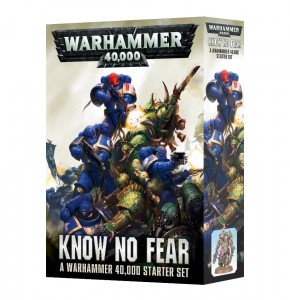 WARHAMMER 40000: KNOW NO FEAR (ENGLISH)