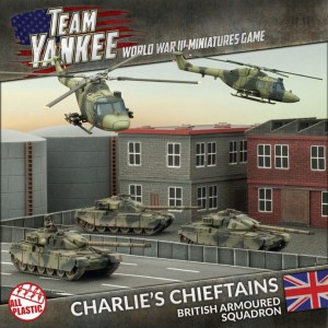 CHARLIES CHIEFTANS - ARMY DEAL 2017 (PLASTIC)