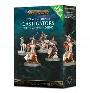 EASY TO BUILD - CASTIGATORS